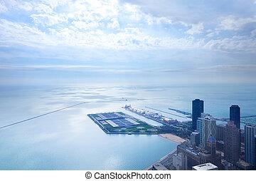 ミシガン州, 湖, シカゴ