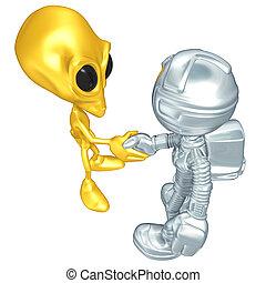 ミニ, 宇宙飛行士