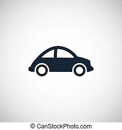 ミニ, 自動車, アイコン