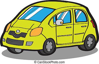 ミニ, 自動車