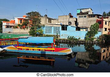 メキシコ人, ゴンドラ, メキシコ\