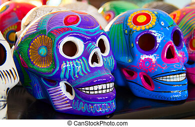 メキシコ人, セラミックス