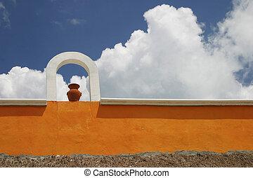 メキシコ人, 村