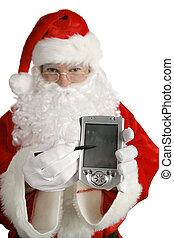 メッセージ, クリスマス, santa