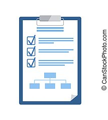 メモ用紙, 案, 計画, ビジネス, チェックリスト