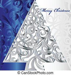 メリークリスマス, 木