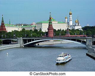 モスクワの川
