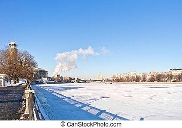 モスクワ, 市の, 風景