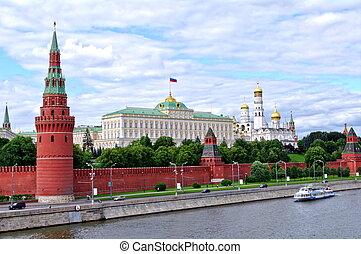 モスクワ, kremlin