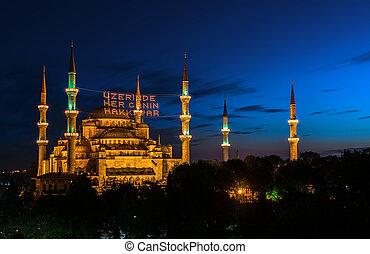 モスク, イスタンブール