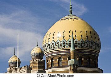 モスク, ウィスコンシン, ミルウォーキー
