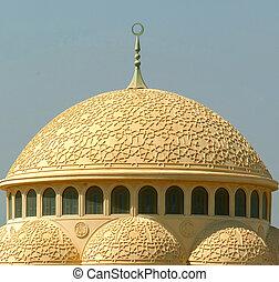 モスク, ドーム