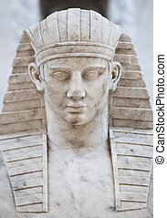 モデル, エジプト人