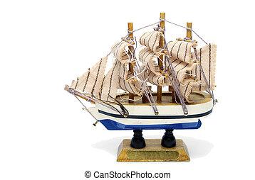 モデル, フリゲート艦