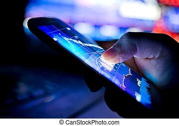 モバイルビジネス, 世界