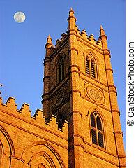 モントリオール, 教会