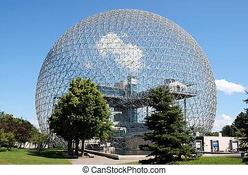 モントリオール, biosphère