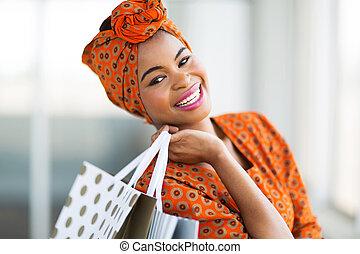 モール, 買い物, 買い物客, アフリカ