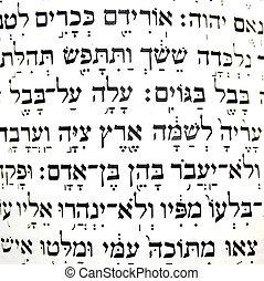 ユダヤ人, 本, 祈とう