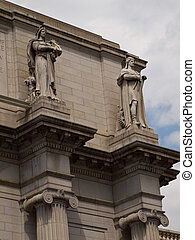 ユニオン・ステイション, ∥において∥, washington d.c., ∥で∥, 彫像