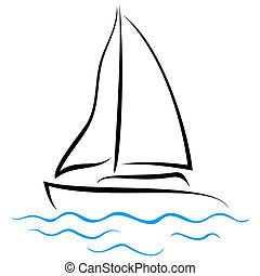ヨット, 紋章
