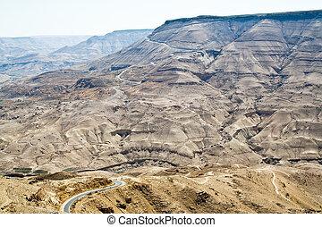 ヨルダン, 風景