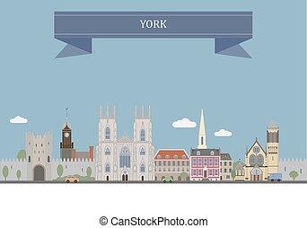 ヨーク, イギリス\