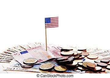 ヨーロッパ, お金, 危機