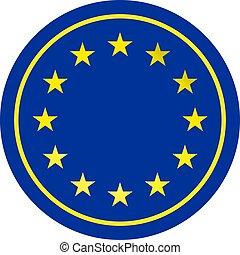 ヨーロッパ, 円, シンボル