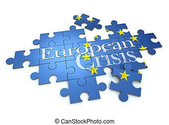 ヨーロッパ, 危機, 困惑