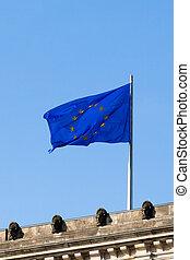 ヨーロッパ, 旗
