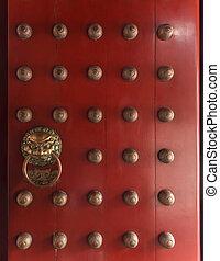 ライオン, ドア, 中国語