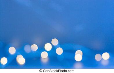 ライト, お祝い