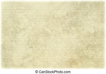 ライト, からかわれた, 羊皮紙, 背景