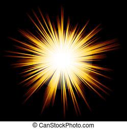 ライト, きらめき, ∥で∥, レインボー色