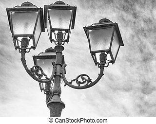 ライト, の上, ∥, 空, ∥で∥, a, 電球