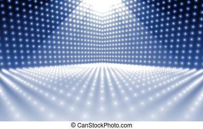 ライト, ステージ