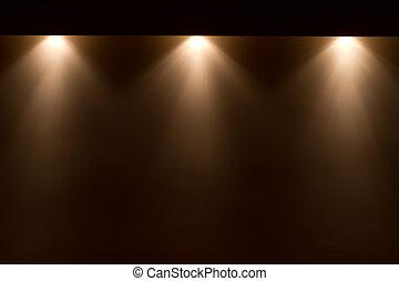 ライト, スポット