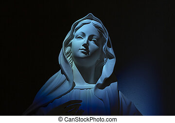 ライト, メアリー;バージン, 青