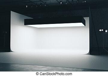 ライト, 写真の スタジオ