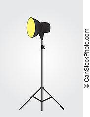 ライト, 写真撮影