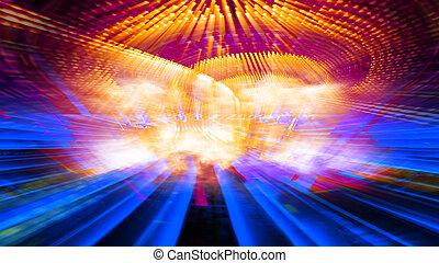 ライト, 技術, 10930, 未来派, デジタル