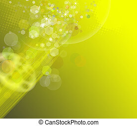 ライト, 抽象的, カラフルである, 背景