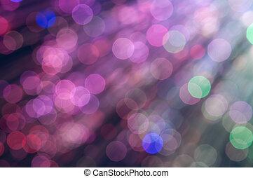 ライト, 抽象的, ファイバ・オプティックス, 背景
