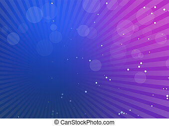 ライト, 抽象的, 光線, 背景