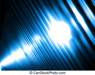ライト, 抽象的
