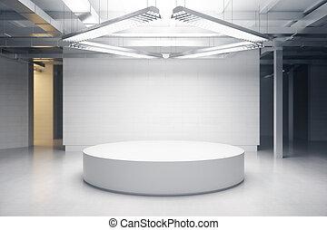ライト, 演壇, 部屋