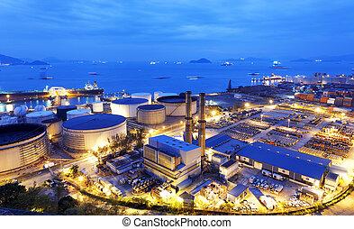 ライト, 産業, 石油化学, 白熱
