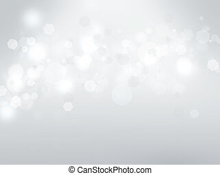 ライト, 白, ぼやけ