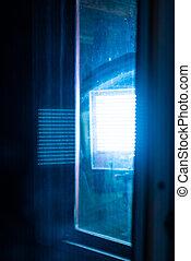 ライト, 窓